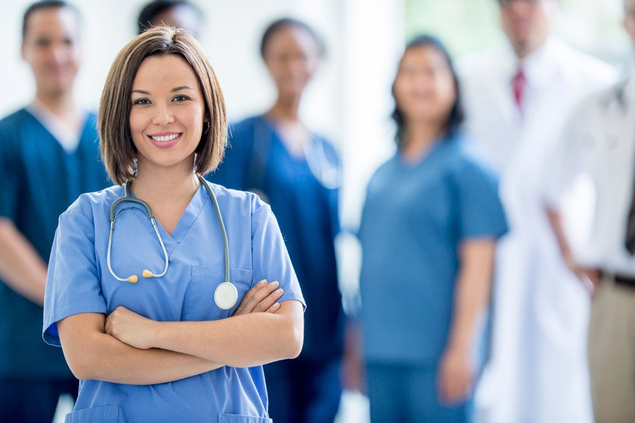 Praca dla pielęgniarek w Norwegii